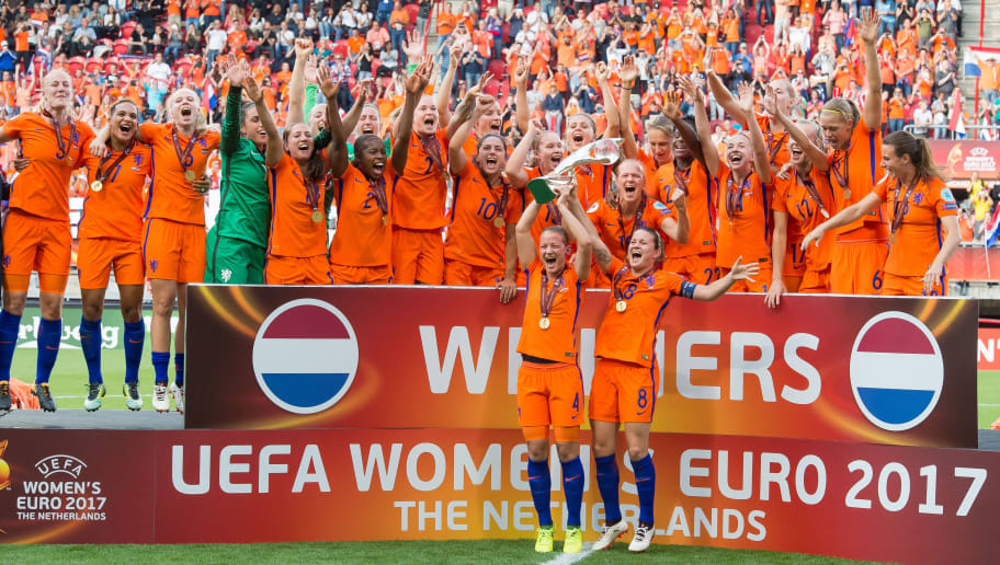 Women's Euro 2021 Set for 2022 Push-Back Over Fears of Sporting Congestion