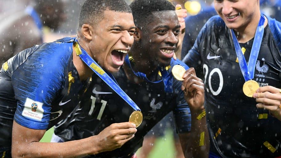 2018 World Cup Winner's Medal Sells for Huge Money Alongside Ronaldo's Boots & Maradona's Shirt at Auction