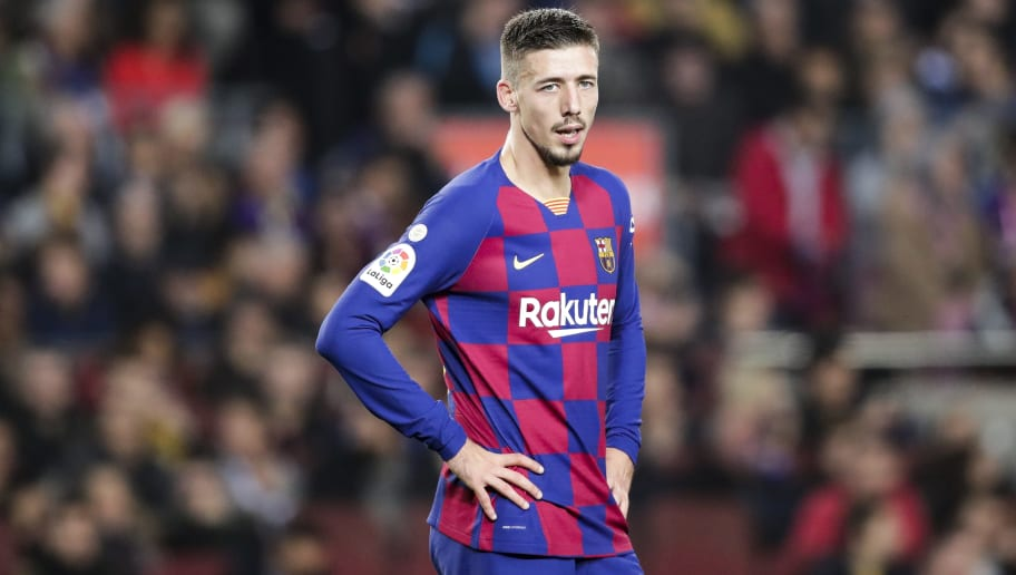 Clément Lenglet Provides Update on His Barcelona Future