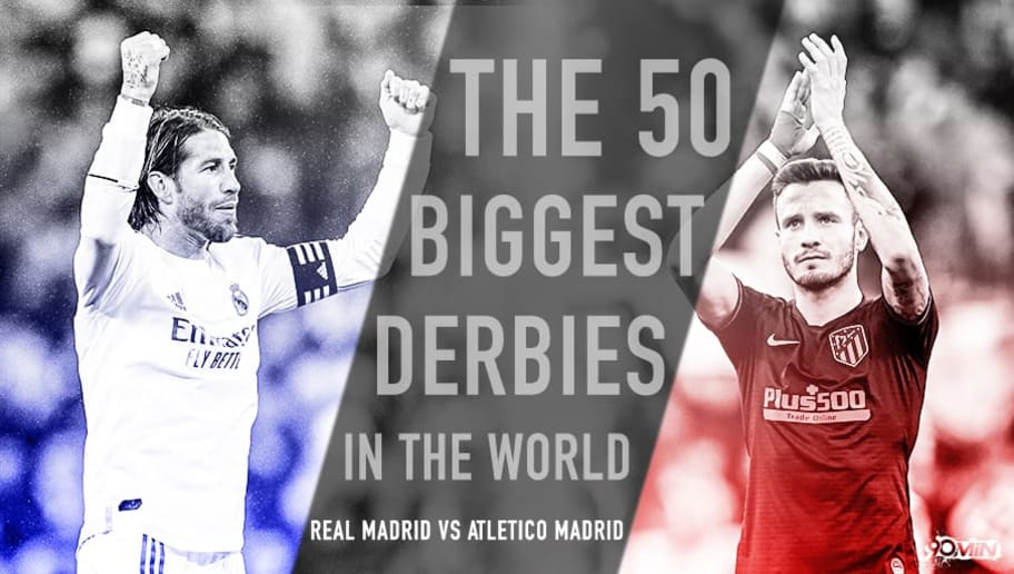 Real Madrid vs Atletico Madrid: Spain's Ferocious Capital Derby