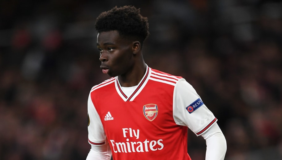 Arsenal Tipped to Imminently Announce New Long-Term Contract for Bukayo Saka
