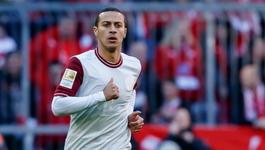 Liverpool Remain Linked With Thiago After Latest Bayern Munich Contract Rejection