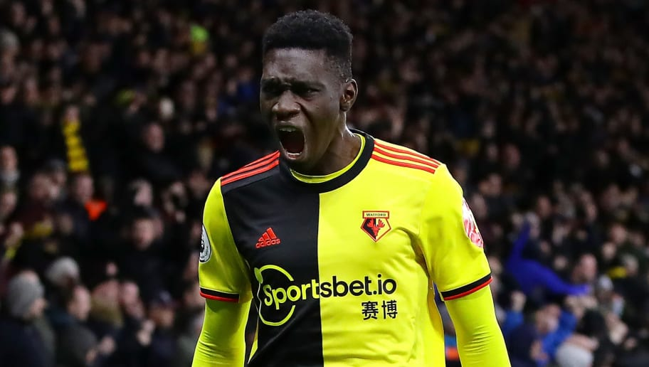 Ismaila Sarr Refuses to Rule Out Watford Exit After Premier League Relegation