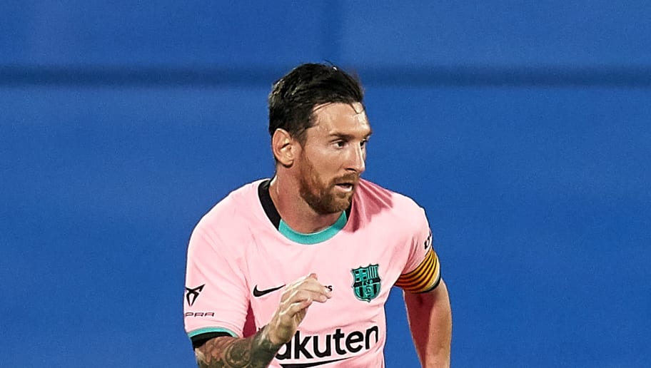 Inter Chairman Insists Club 'Never Considered' Signing Lionel Messi