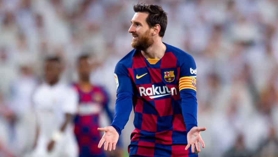 Twitter Reacts as Lionel Messi Confirms Decision to Stay & Slams Barcelona Hierarchy