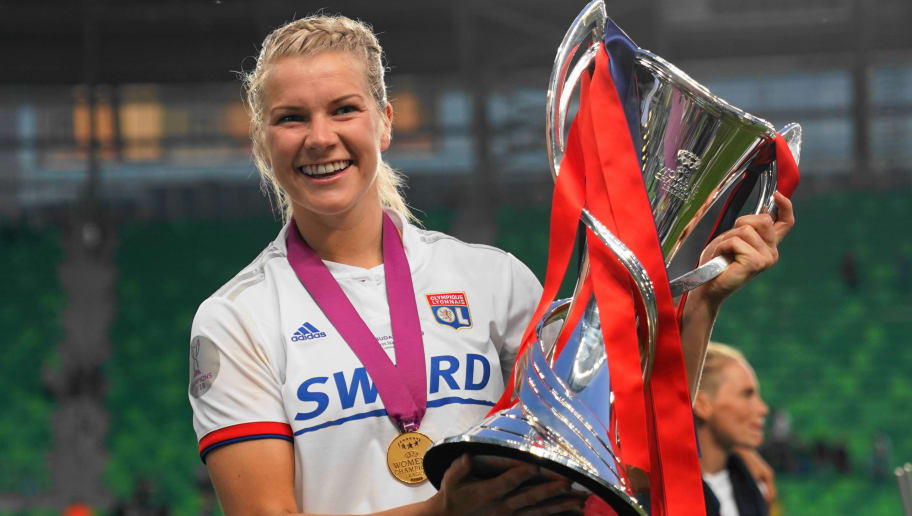 The players with the most Women's Champions League goals