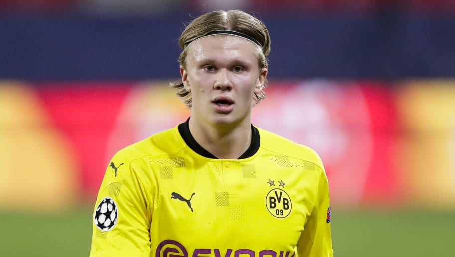 The most ridiculous stats of Erling Haaland's fledgling career