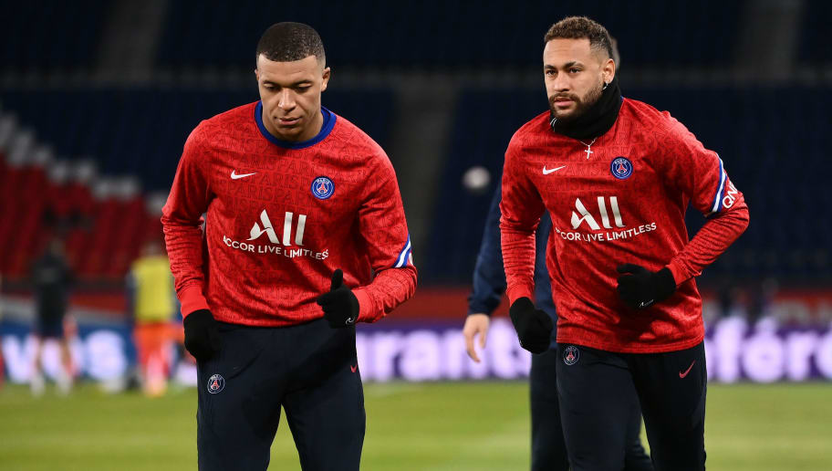 PSG director offers update on Kylian Mbappe & Neymar contracts