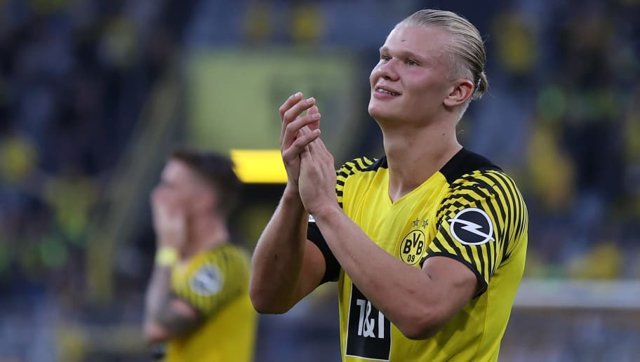 PSG plan stunning move for Erling Haaland as Kylian Mbappe replacement