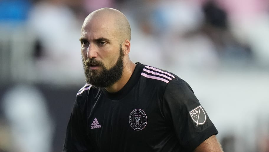 Gonzalo Higuaín to take sabbatical following end of Inter Miami contract